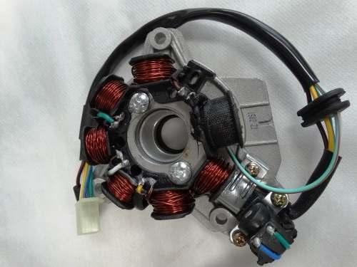 Estator Honda Cg Today Titan 125 1992 A 1999 COM BASE