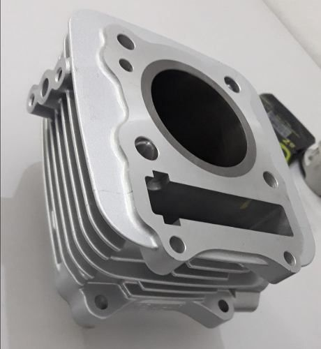 Kit Cilindro/pistão/aneis/ Suzuki Intruder 125 2007 A 2015