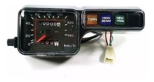 Painel Completo Honda Xlr 125 / Xr 200 / Nx 200