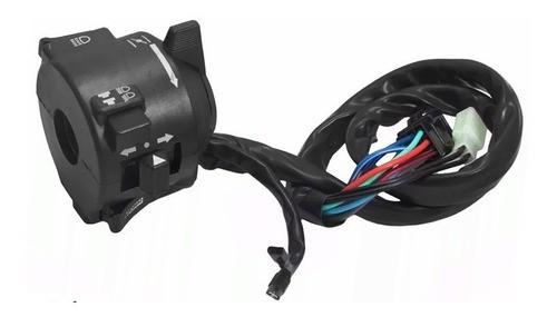 Interruptor Punho Luz Lado Esquerdo Honda Cbx 250 Twister 04 A 08