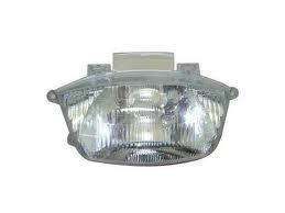 Farol Bloco Optico Biz 100 1998 A 2005 Mod Original + Lampad