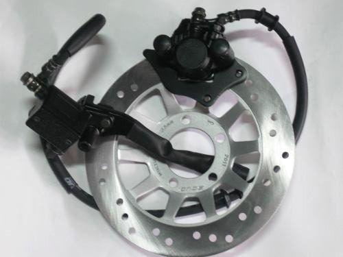 Sistema Freio Dianteiro Completo Dafra Speed 150