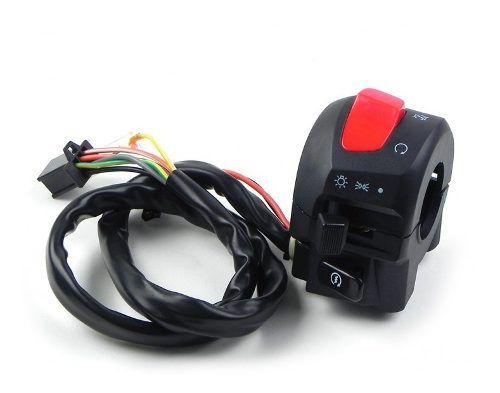 Interruptor Punho Emer Partida Suzuki Yes Intruder 125 08/10