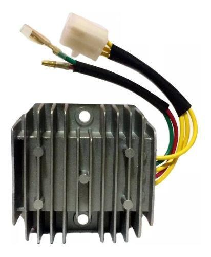 Retificador Regulador Voltagem Honda Nx 400 Falcon 00 A 08