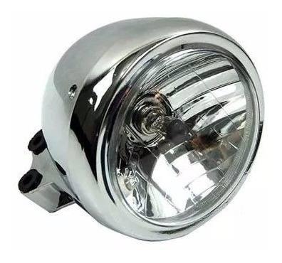 Farol Completo Com Lampada Dafra Kansas 150 Modelo Original