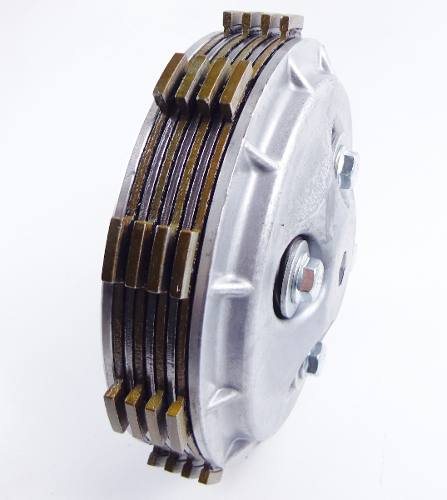 Kit Embreagem Completo Yamaha Fazer 150 Crosser 150 Factor