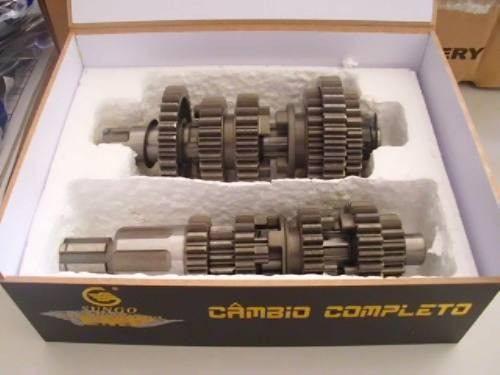 Caixa Cambio Completo Yamaha Ybr Factor 125 2006 A 2015