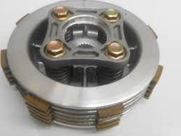 Embreagem Completa Honda Titan 150 Bros 150 04 A 15 Fan 125 09 A 14