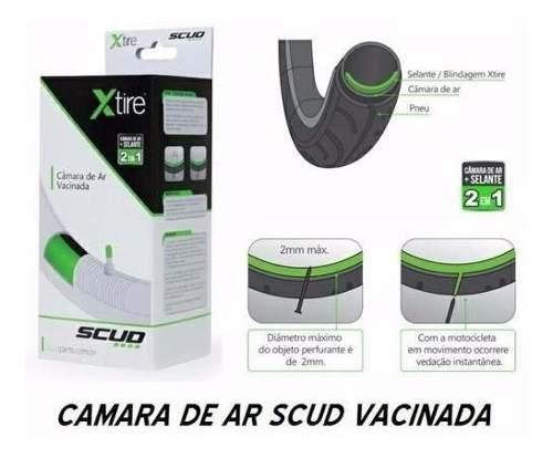 Camara Tras +diant Vacinada Titan 125 150 160 Factor Ybr Max