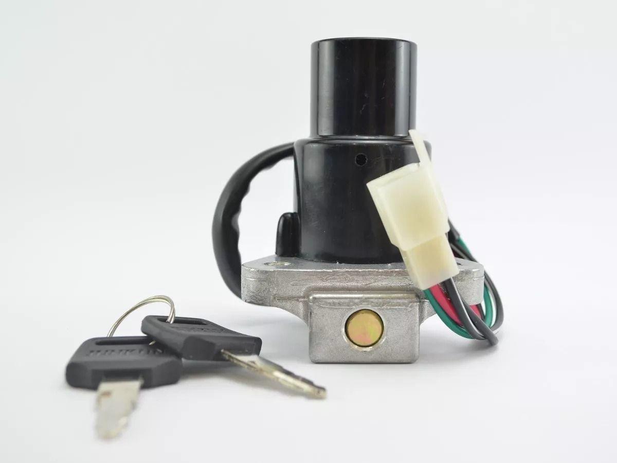 Chave Ignição Partida Sundown Max 125 2004 A 2012