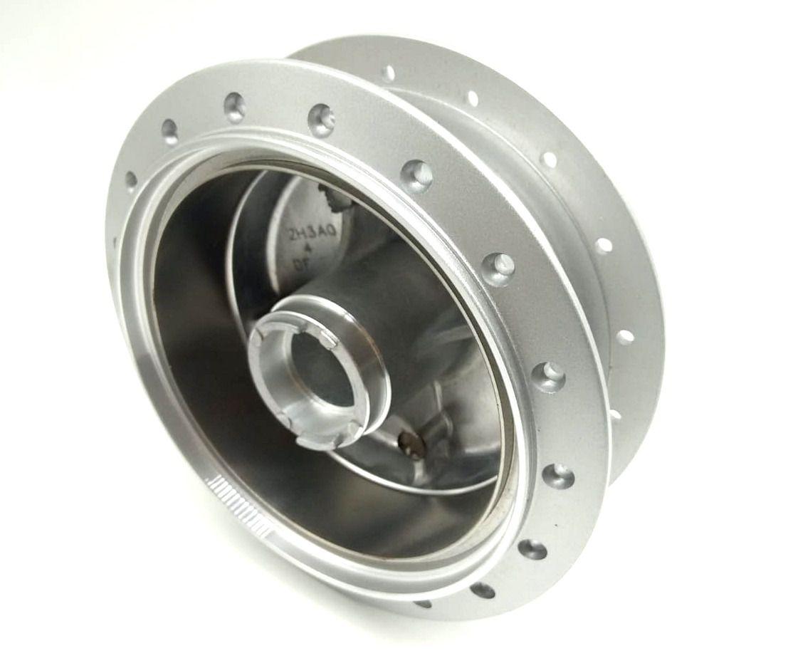 Cubo Roda Traseiro + Lona + Rolamento Rd 125 Ybr 125 Factor 125 Max 125
