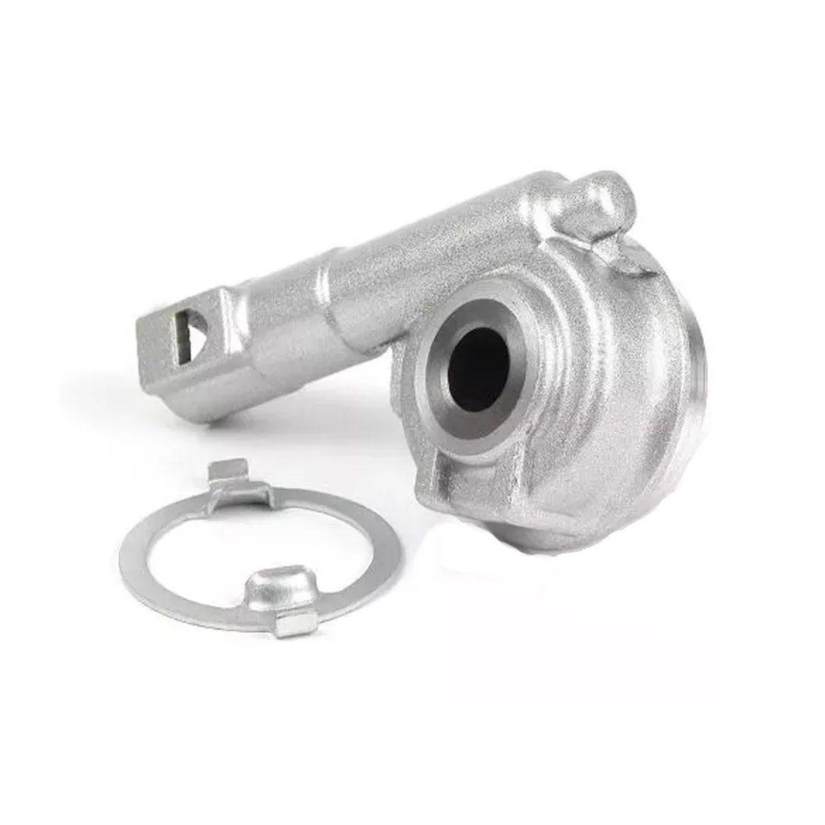 Desmultiplicador Engrenagem + Cabo Velocimetro Titan 150 Esd 04 a 15