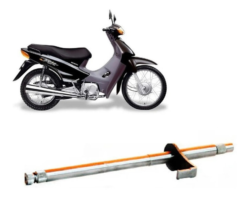 Eixo Seletor Do Pedal De Cambio Honda Biz 100 / Dream 100 Sundown Web 100