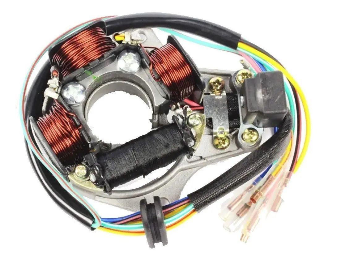 Estator Magneto Honda Xls 125 Ml Turuna