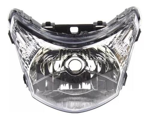 Farol Bloco Honda Biz 100 2013 A 2014 / Biz 125 2011 A 2014