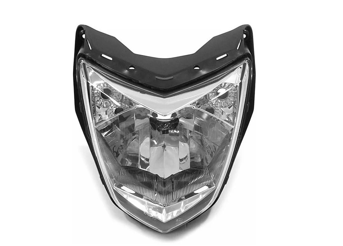 Farol Bloco Optico Completo Dafra Next 250 Original