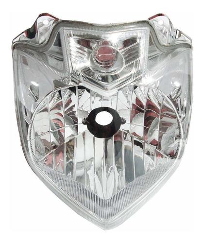 Farol Completo Yamaha Fazer 250 2011 A 2016 Brinde Lampada