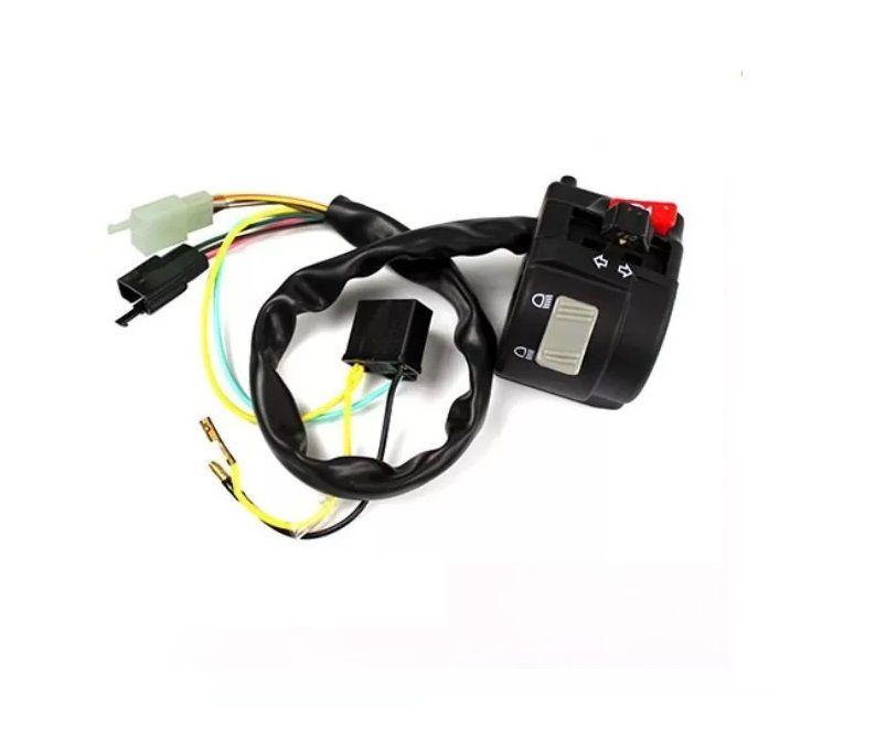 Interruptor Luz Yamaha Factor 125 2014 a 20