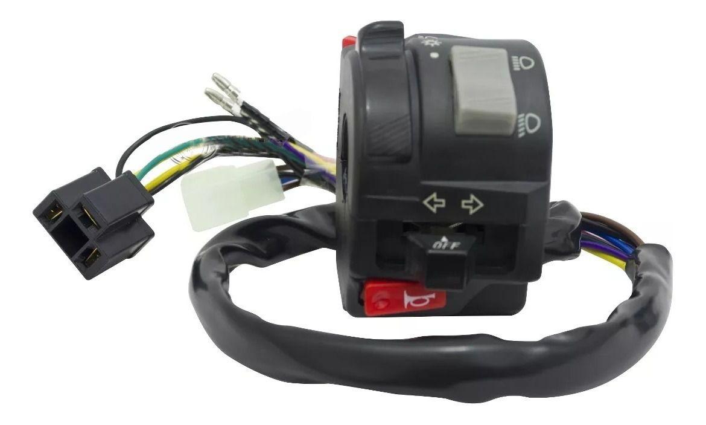 Interruptor Luz Yamaha Ybr 125 Factor 125 Xtz 125 2000 a 2013