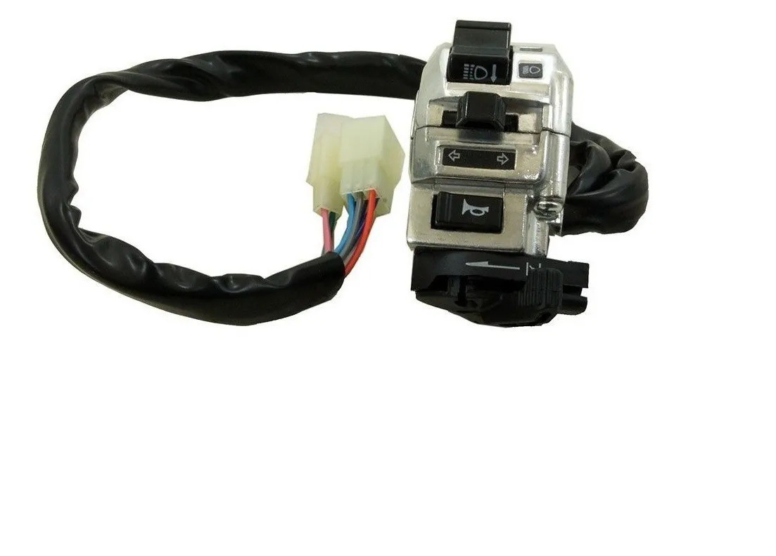 Interruptor Partida + Interruptor Luz Dafra Kansas 150