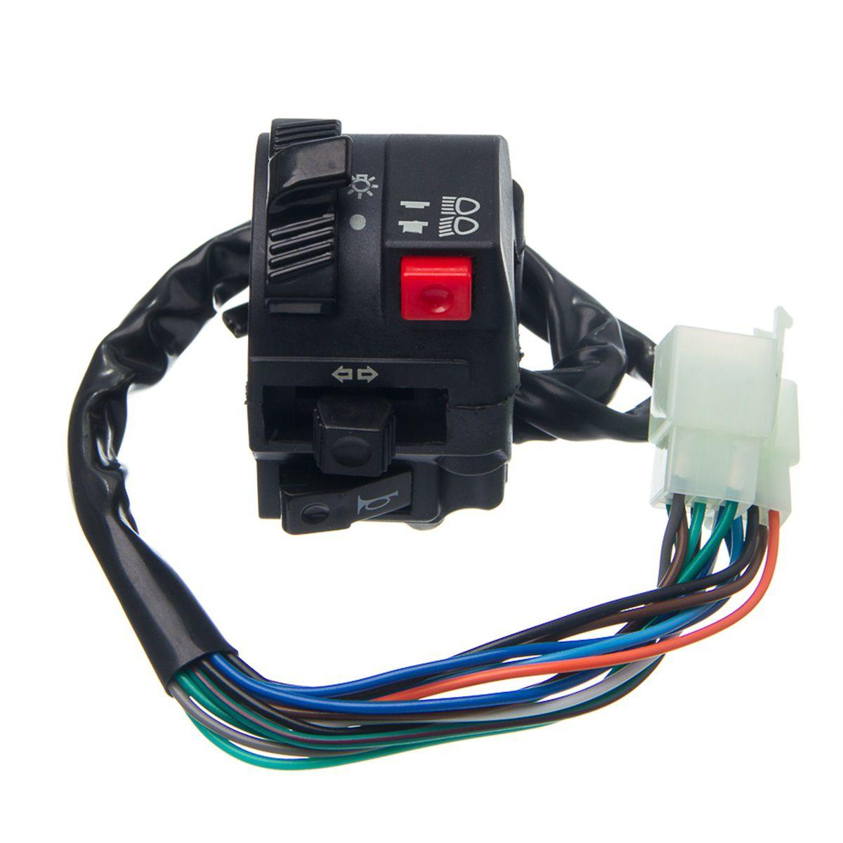 Interruptor Punho Luz Honda Xr 200
