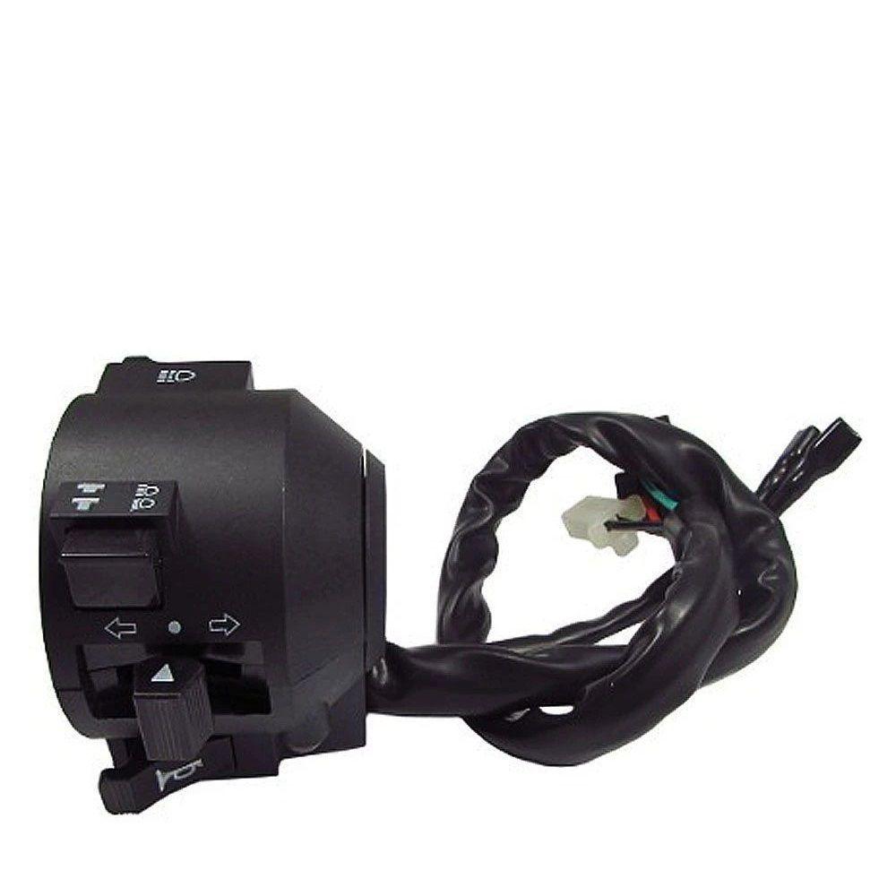 Interruptor Punho Luz Lado Esquerdo Honda Cb 300 09 A 15