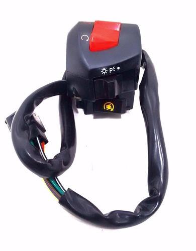Interruptor PUnho Partida Dafra Speed 150 Todas