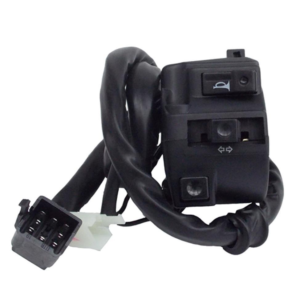 Interruptor Punho Partida + Interruptor Luz Honda Xre 300 09/16
