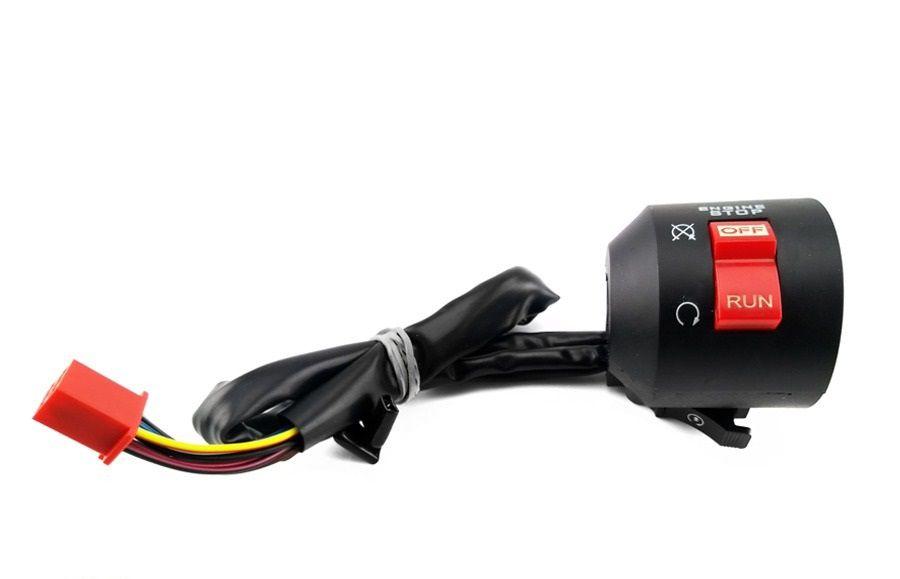 Interruptor Punho Partida Lado Direito Honda Cb 300 09 A 15