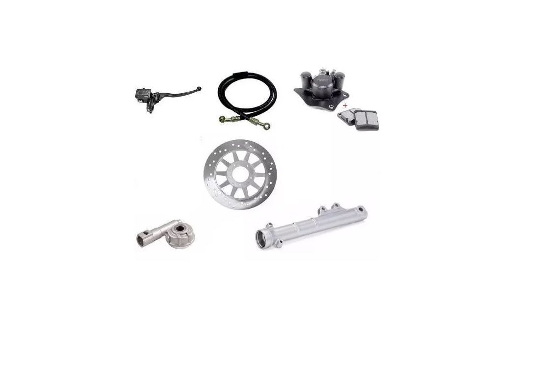 Kit Sistema para Freio a Disco Honda Titan 125 Fan 125 00 a 08
