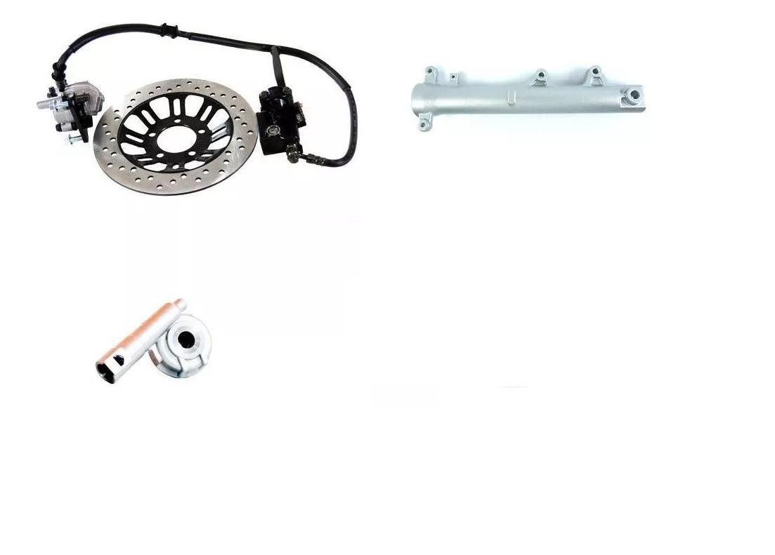 Kit Sistema para Freio a Disco Honda Titan 150 MIx 2009 a 2014
