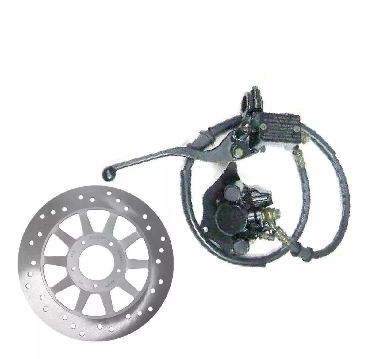 Kit Sistema para Freio a Disco Honda Titan Fan 150 04 a 08