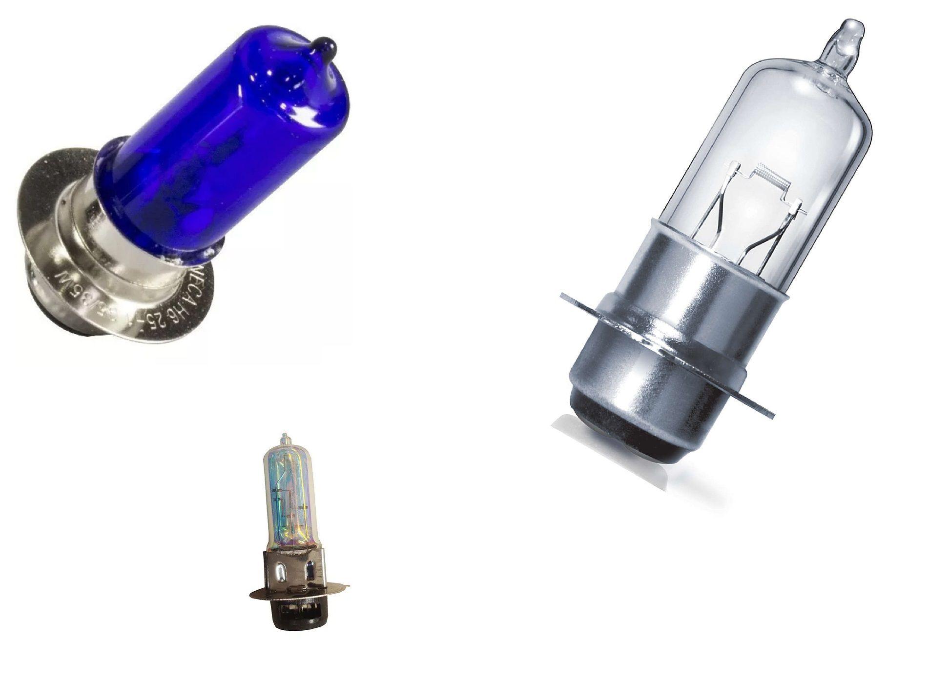 Lampada Farol M5 12v 35/35w Neo Crypton Biz 100 Biz 125 Bros 125 150