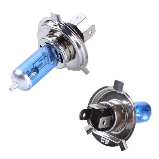 Lampada H4 12v 35/35w Titan Fan Speed Max Ybr Cb Twister Fazer