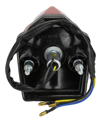 Lanterna Traseira Completa Yamaha Xtz 150 Crosser