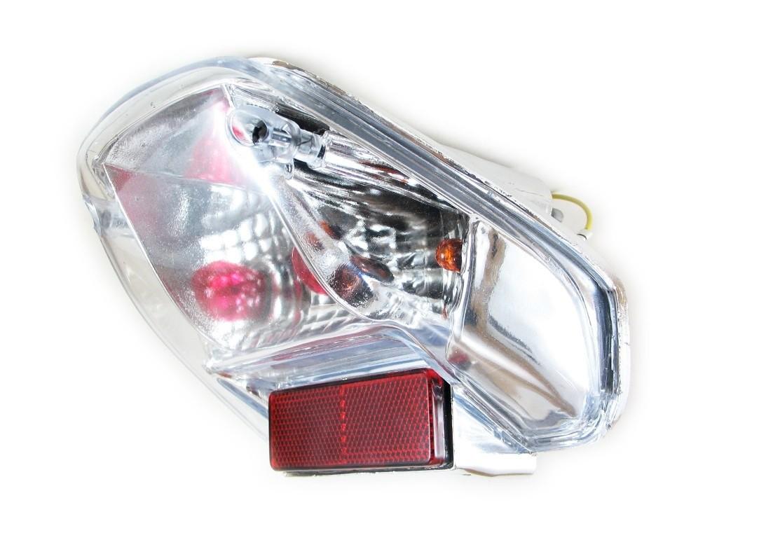 Lanterna Traseira Honda Cbx 250 Twister 2004 a 2008 cores