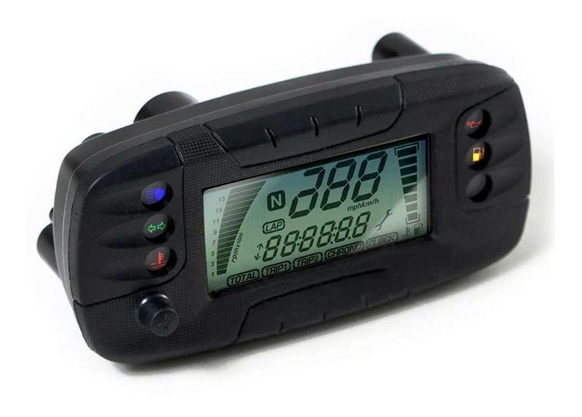 Painel Digital Honda Bros 125 04 a 08 Bros 150 06 a 08