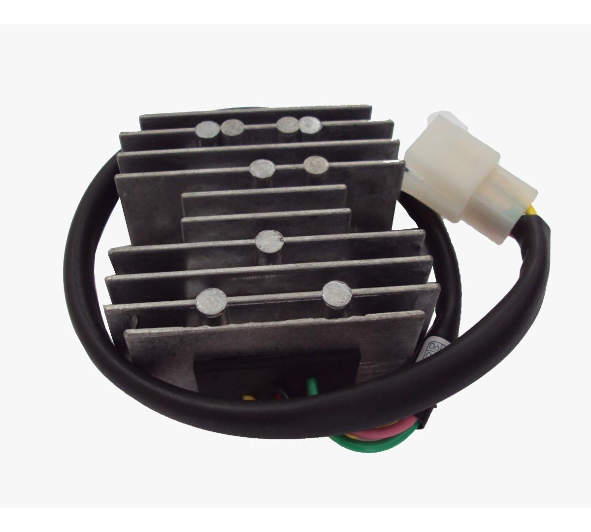 Regulador Retificador Dafra Kansas 150 Laser 150