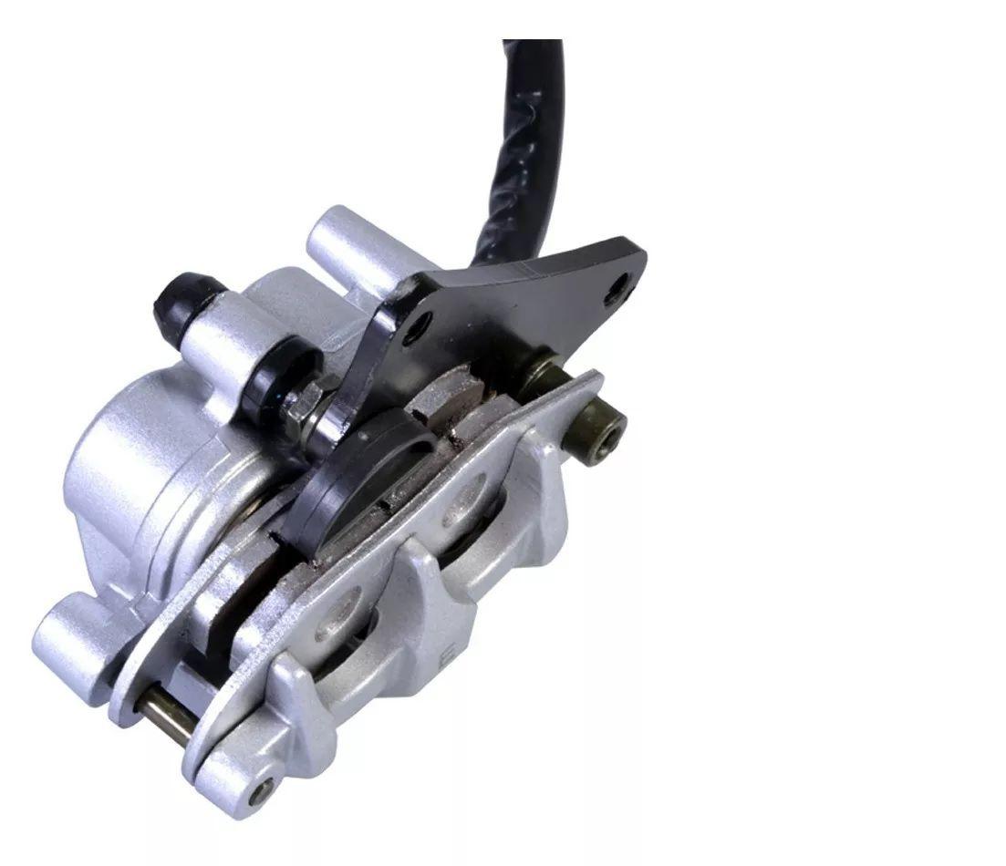 Sistema de Freio Completo Honda Titan Fan 150 MIx 2009 a 2014