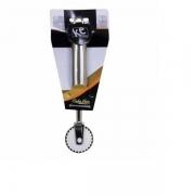 Carretilha Cortador e Fechador de Massa  Aço Inox Linha Luxo