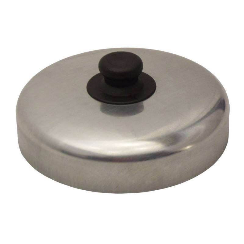 Abafador de Hambúrguer de Alumínio 12cm