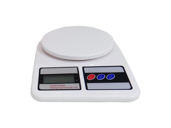 Balança Digital de Precisão até 10kg - Escala 1 grama