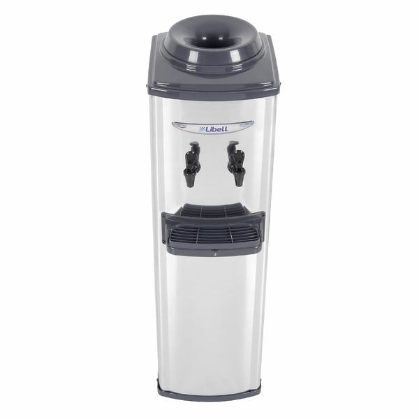 Bebedouro Garrafão Água Natural e Gelada Inox 127V Master Libell