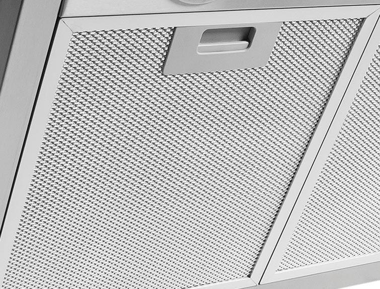 Coifa Retangular Inox Nardelli 75cm 127V