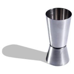 Dosador Medidor Inox para Bebidas 25/50ml