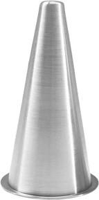 Forma Assadeira Cone para Pizza 12cm x 5,5cm