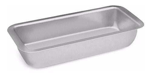Forma de Pão/Bolo Inglês Alumínio N°2