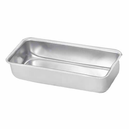 Forma de Pão/Bolo Inglês Alumínio N°3