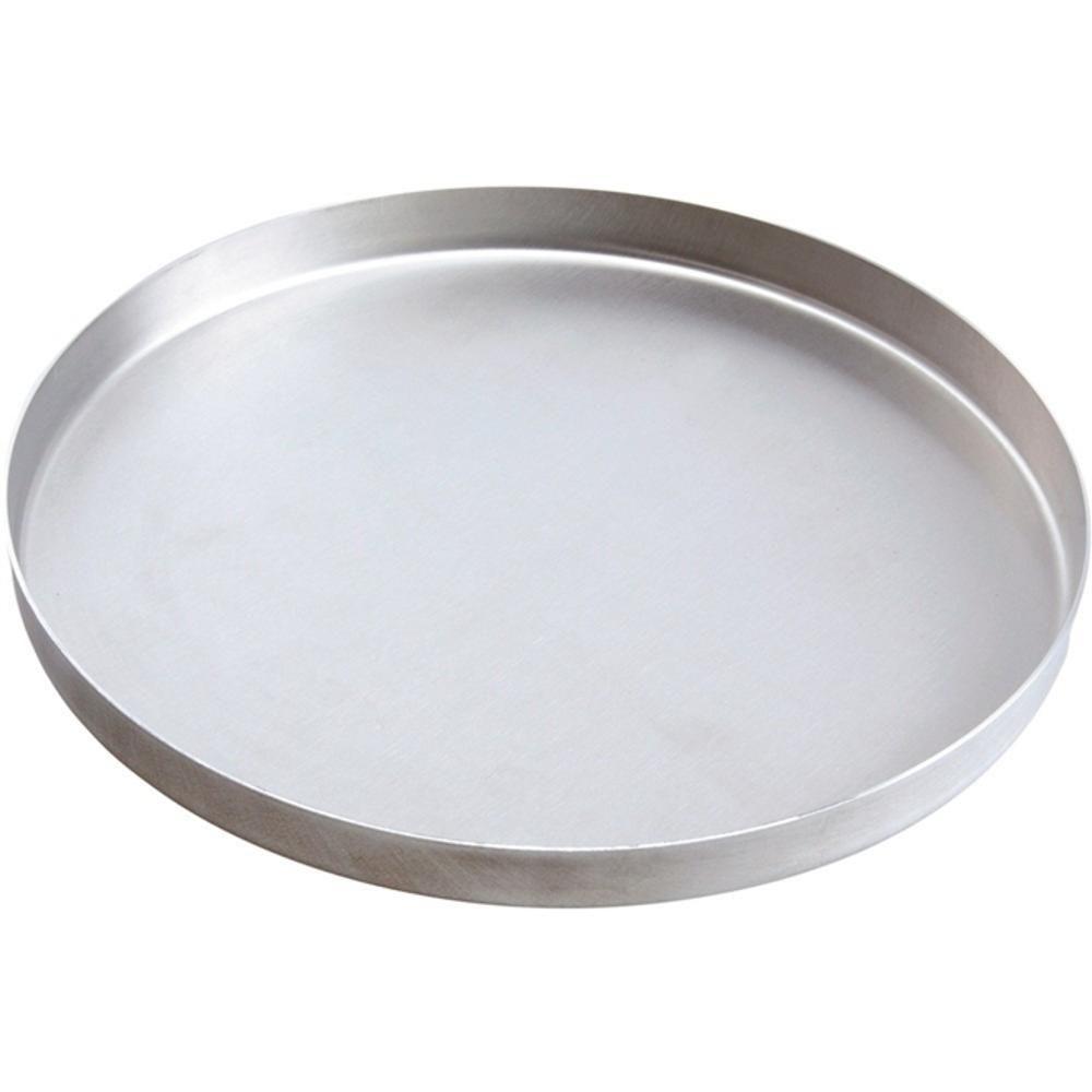 Forma de Pizza Alumínio 30cm x 1,5cm