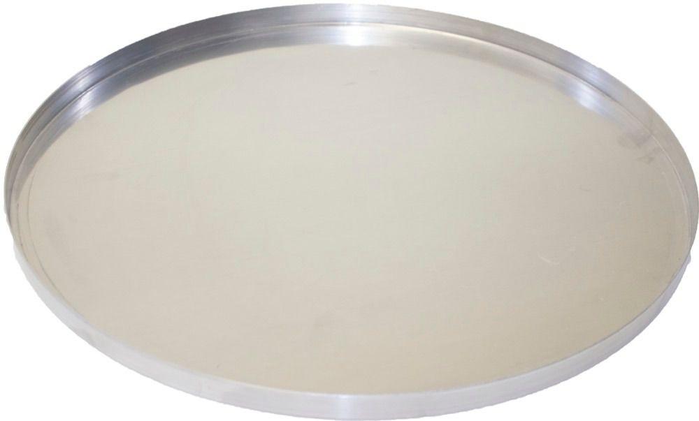 Forma de Pizza Alumínio 45cm x 1,5cm